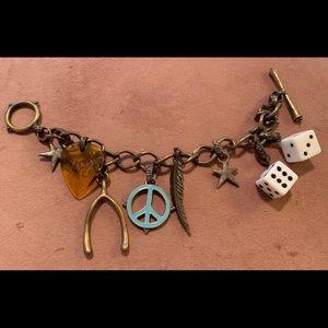 Lucky Brand Charm Bracelet